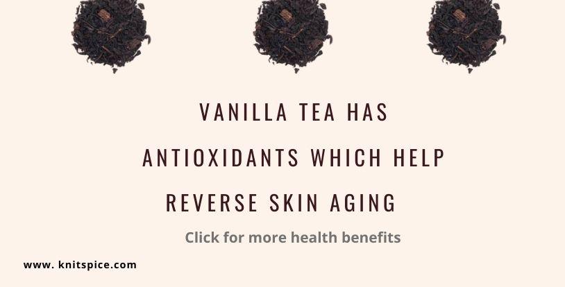 vanilla tea benefits