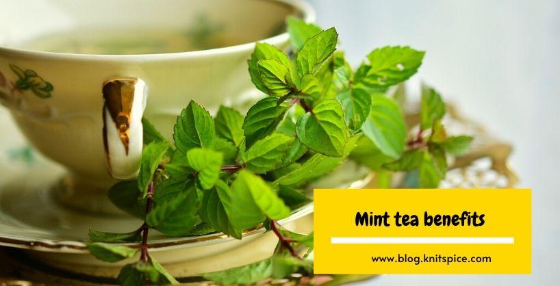 Mint tea benefits