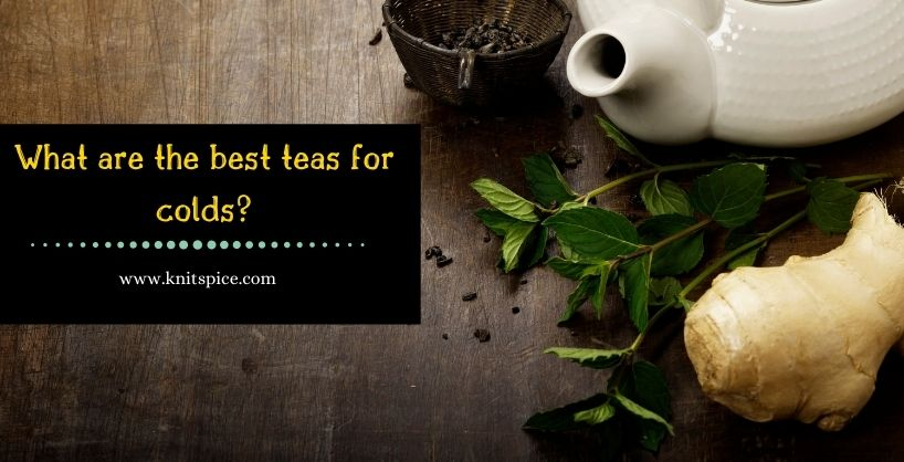 teas for colds